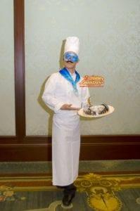 TDR ディズニーランドホテル ディズニー・ダイニング・ウィズ・ザ・センス マジカルシェフ