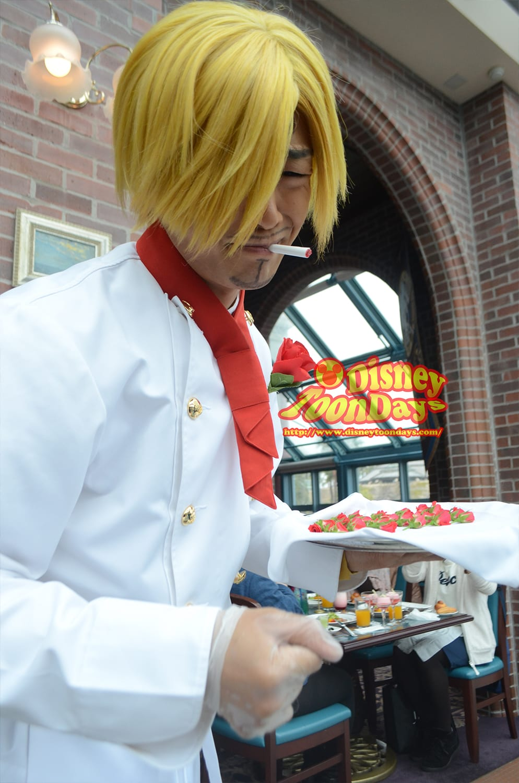 USJ サンジの海賊レストラン サンジ (2)