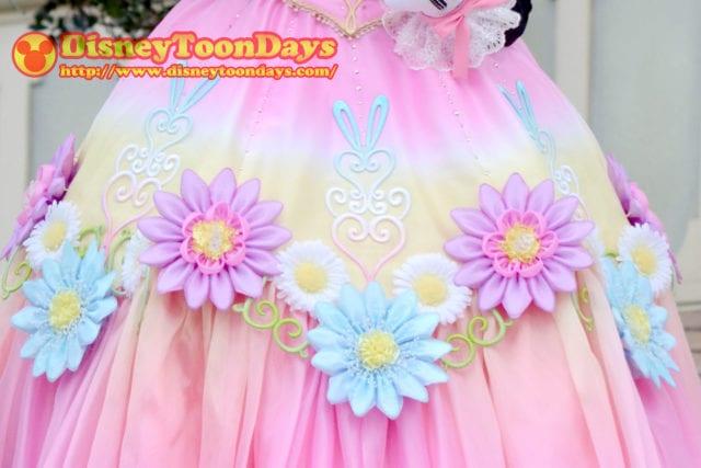 ヒッピティ・ホッピティ・スプリングタイム2014のミニーマウスのスカート