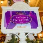 キッコーマン スペシャルナイト – 東京ディズニーランドプライベートイブニングパーティー ルアウのミニーマウスのグリーティング