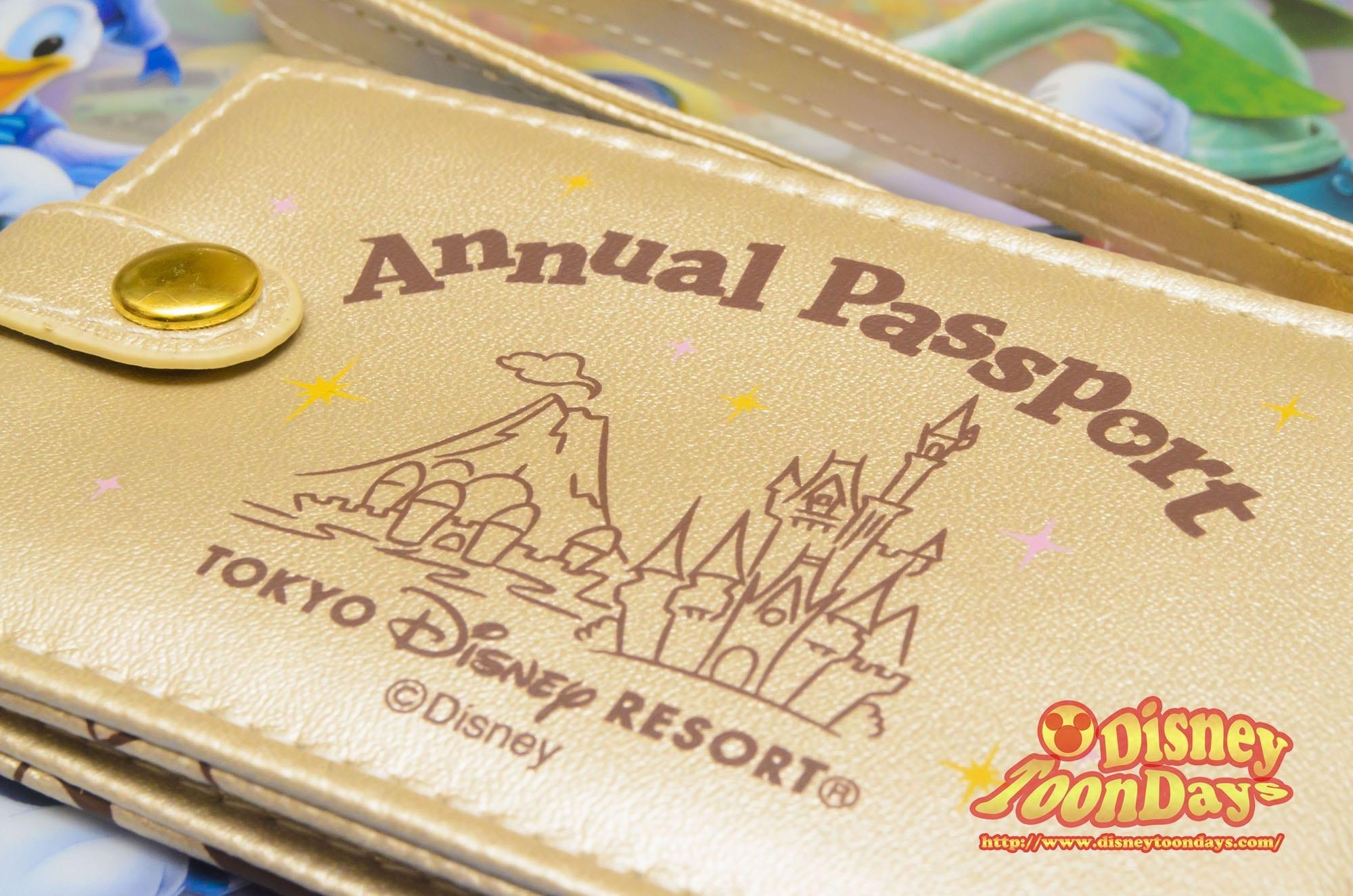 2パーク年間パスポート 2014年度 パスポートケース
