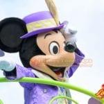 ヒッピティ・ホッピティ・スプリングタイム!ミッキーマウス&プルート