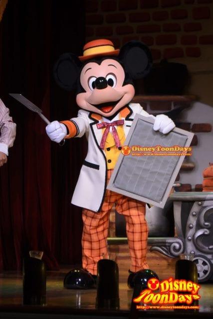 ザ・ダイヤモンドホースシュー ザ・ダイヤモンドホースシュープレゼンツ・ミッキー&カンパニーのミッキーマウス