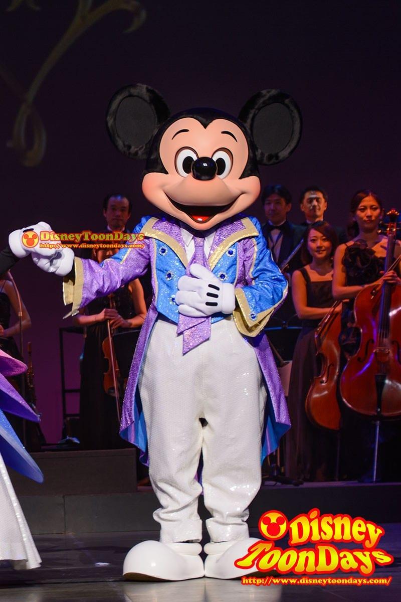 TDS バレンタインナイト 2015 ミッキーマウス
