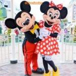 香港ディズニーランドに到着!ミッキーとミニー、アナとエルサのペアグリ!/世界一周レポート6