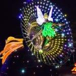 【全フロート&キャラクター紹介】美しすぎる香港ナイトパレード「ペイント・ザ・ナイト」/世界一周レポート17