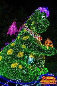 TDL 東京ディズニーランド・エレクトリカルパレード・ドリームライツ ピートとドラゴン