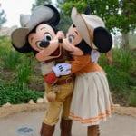 アナ&エルサ・ミッキー&ミニーの幸せグリーティング/世界一周レポート19