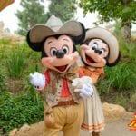 香港ディズニーランドのミッキー&ミニーのグリーティング/世界一周レポート25