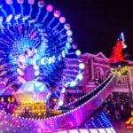 ミキミニポジで見た香港版「ペイント・ザ・ナイト・パレード」/世界一周レポート26