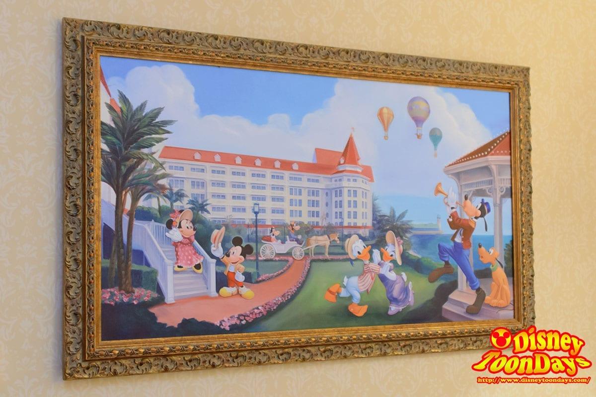HKDL 香港ディズニーランドホテル 客室