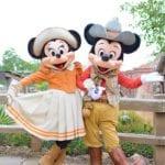 グリズリーガルチでミッキーとミニーのペアグリ/世界一周レポート29