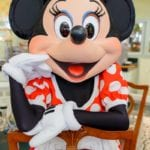 朝食は『エンチャンテッドガーデン』@香港ディズニーランドホテル!キャラクターブレックファストの価格・登場キャラまとめ/世界一周レポート38