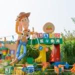 香港ディズニーランドのトイ・ストーリーランドが楽しすぎた/世界一周レポート35