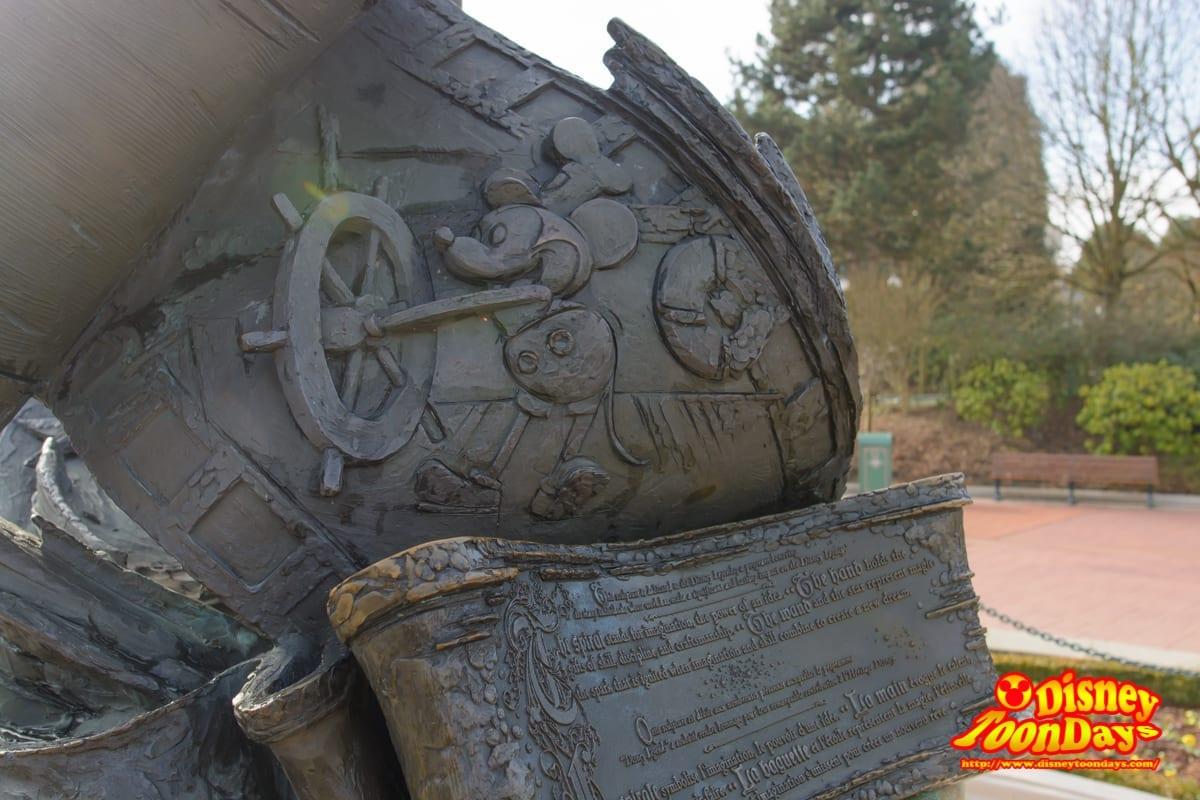DLP 銅像