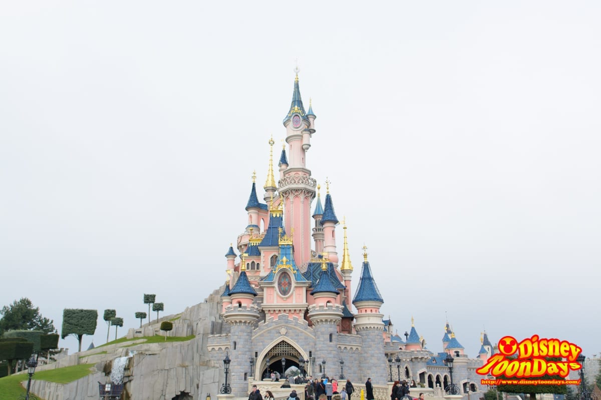 DLP ファンタジーランド 眠れる森の美女の城