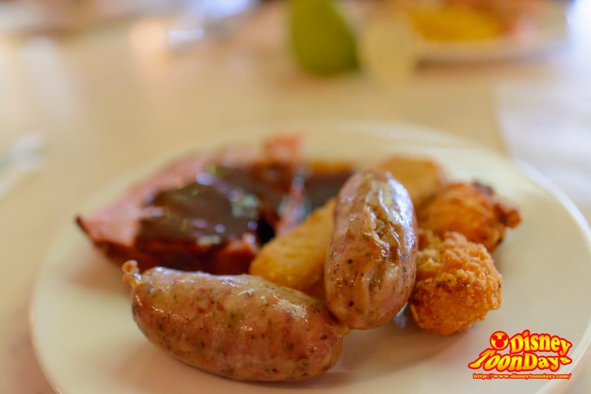 DLP メインストリートUSA プラザガーデンレストラン