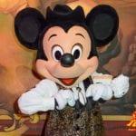"""ディズニーランドパリの""""ワイルドウェストショー""""でミッキーとグリーティング/世界一周レポート47"""