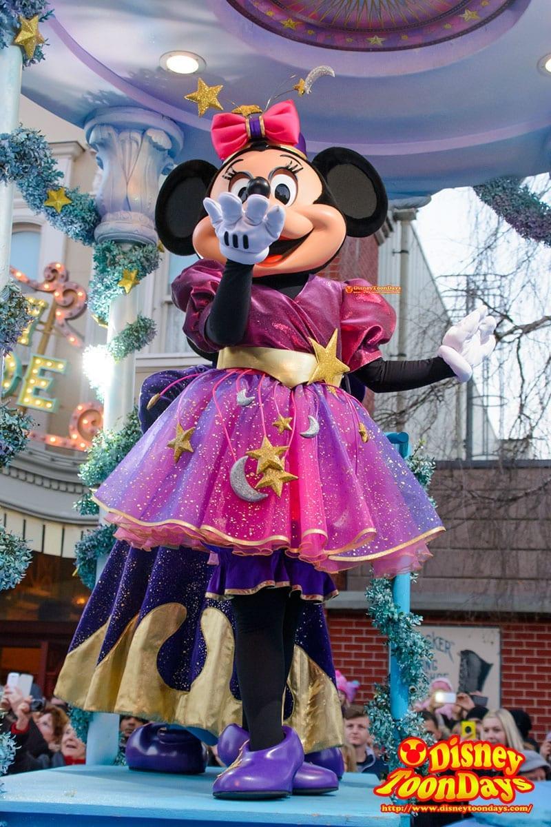 DLP ディズニーマジックオンパレード! ミニーマウス