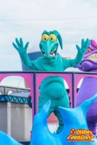 TDS ディズニーハロウィーン 2015 ザ・ヴィランズ・ワールド パニック