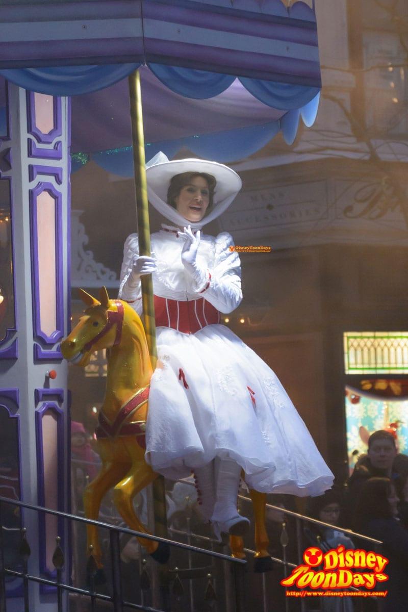 DLP ディズニーマジックオンパレード! メリーポピンズ