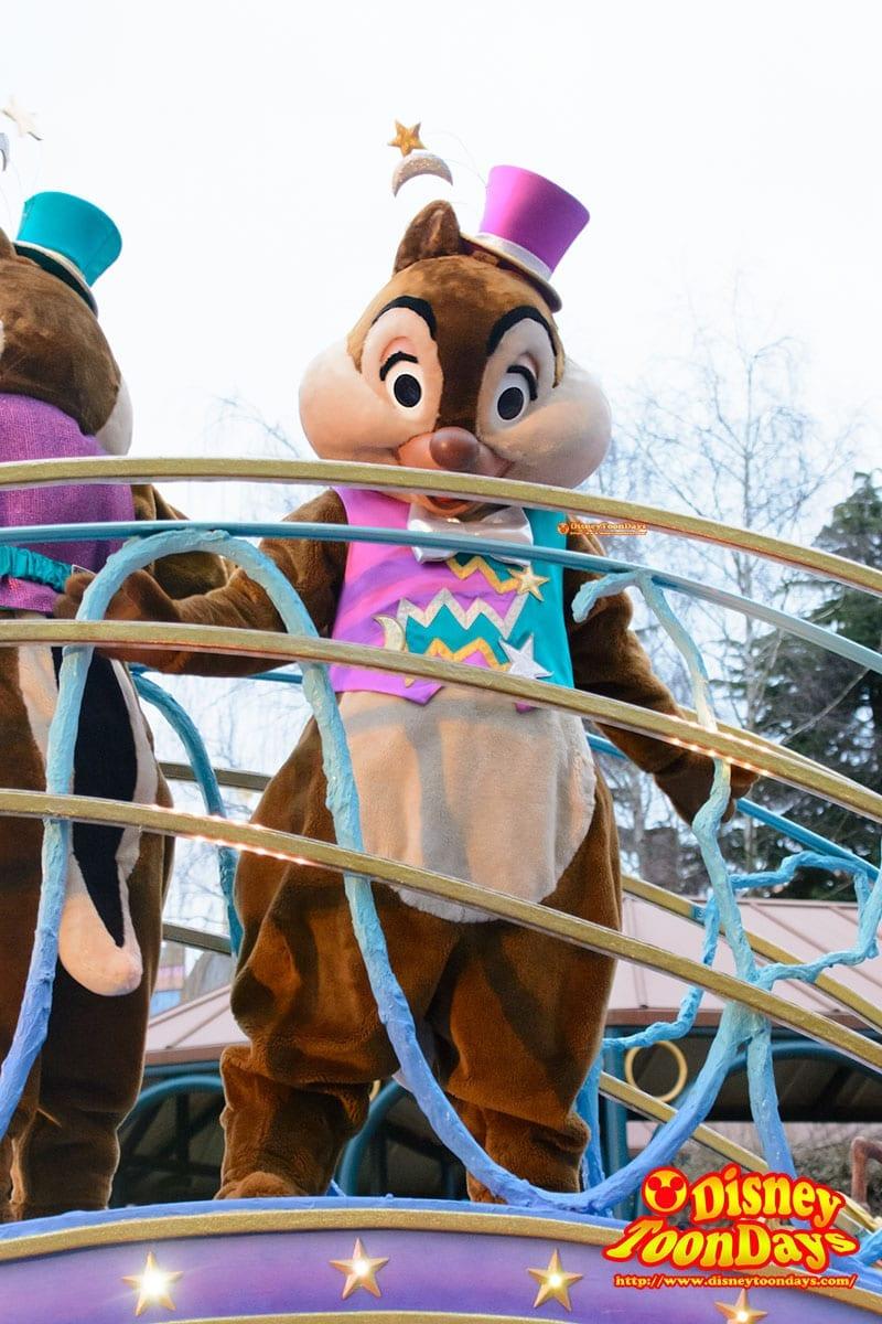 DLP ディズニーマジックオンパレード! デール