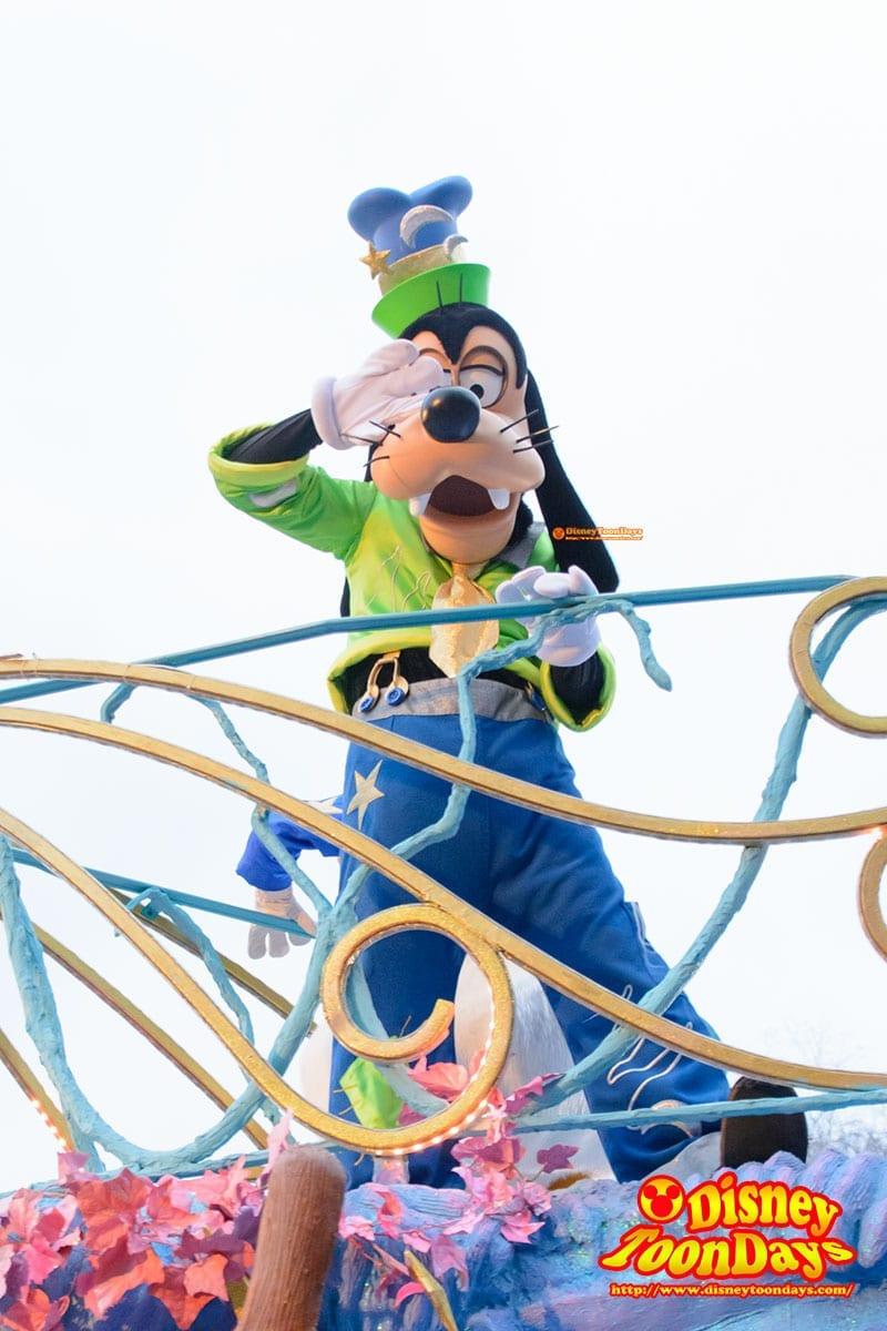 DLP ディズニーマジックオンパレード! グーフィー