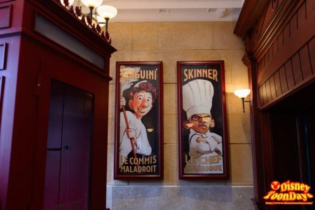 リングイニとスキナーのポスター