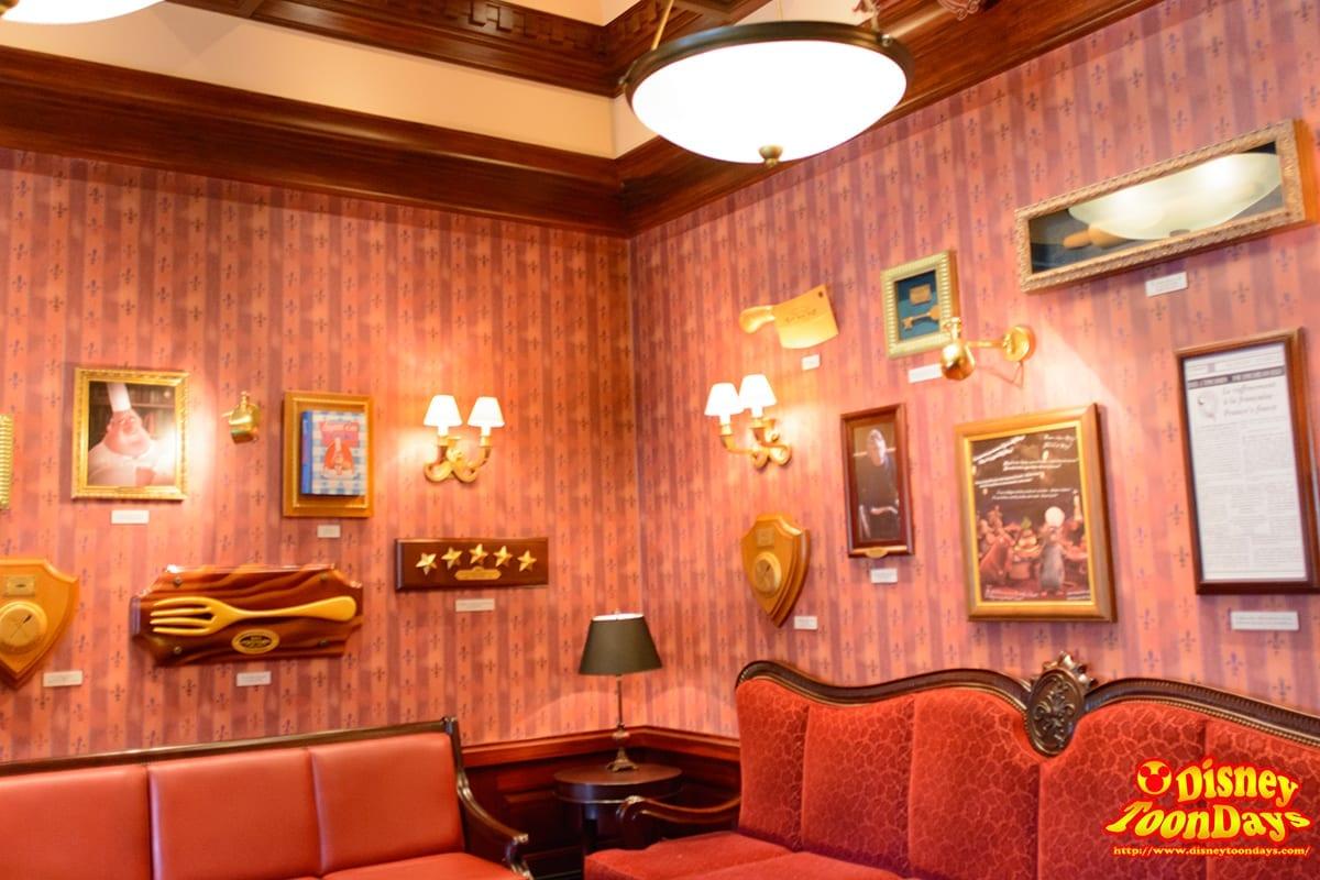 レミーのレストラン『ビストロ・シェ・レミー』