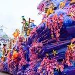 ディズニーランドパリのパレードとティータイムを楽しむ!/世界一周レポート59