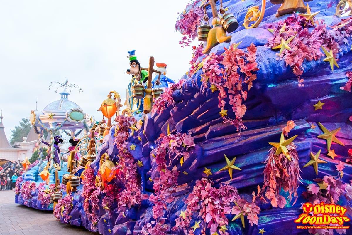DLP ディズニーマジックオンパレード!