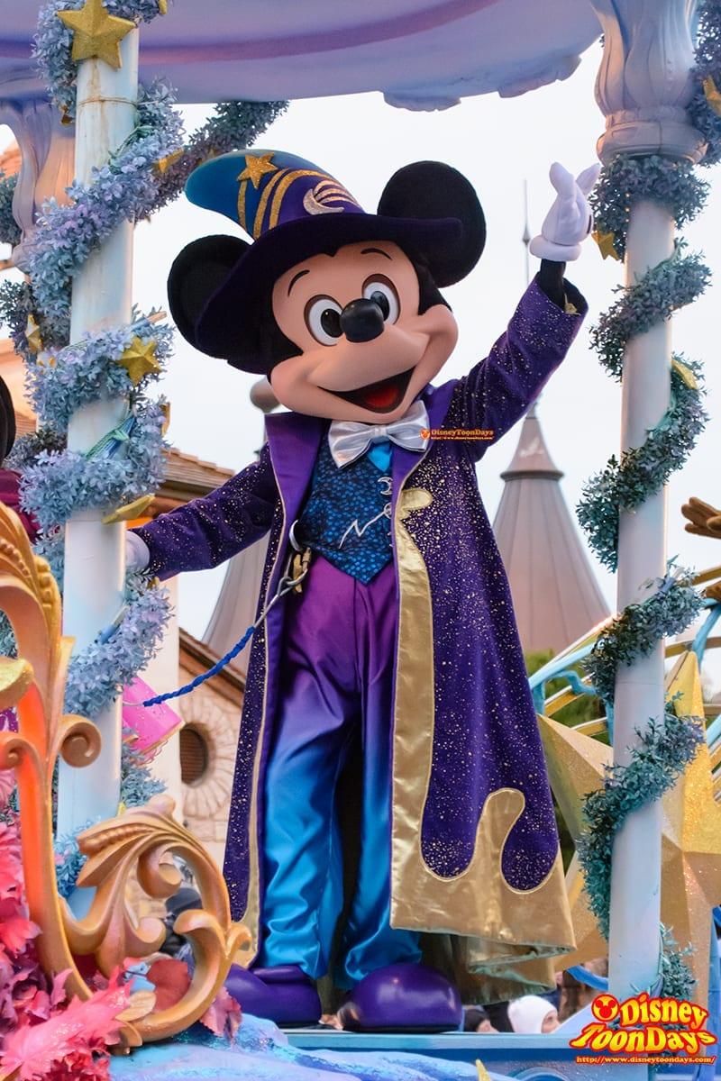 DLP ディズニーマジックオンパレード! ミッキーマウス