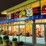 パリディズニーのキャラダイ「カフェ・ミッキー」のディナーへ!価格・メニュー・登場キャラ総まとめ/世界一周レポート60