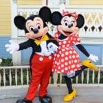 ディズニーランドパリでミキミニペアグリーティング/世界一周レポート61