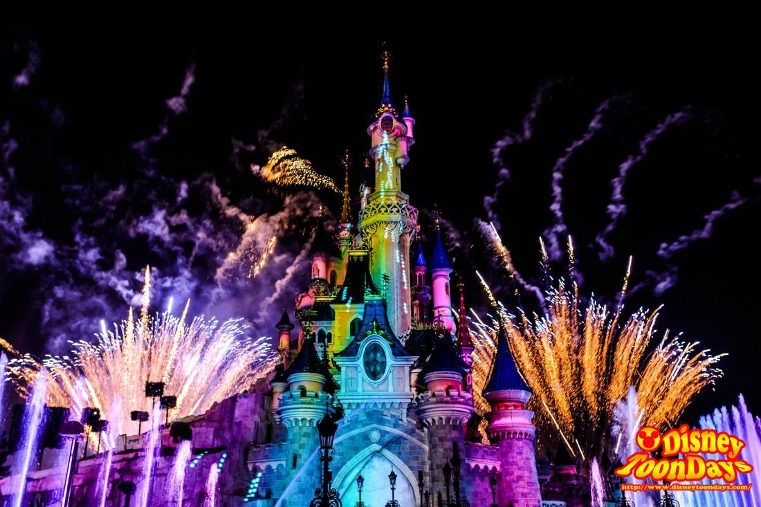 DLP ファンタジーランド 眠れる森の美女の城 ディズニー・ドリームス