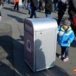 【動画】ゴミ箱が動いてる!?ディズニーランドパリで見た驚きのトラッシュカン/世界一周レポート72