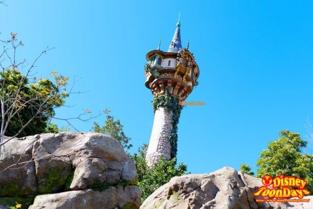 ラプンツェルの塔のイメージ