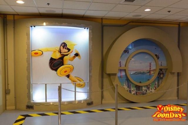 WDW ディズニーハリウッドスタジオ アニメーションコートヤード ゴーゴー