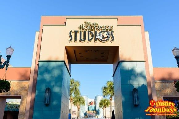 WDW ディズニーハリウッドスタジオ アニメーションコートヤード