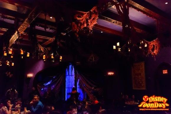 WDW マジックキングダム ニューファンタジーランド ビー・アワー・ゲスト・レストラン ザ・ウエスト・ウィング