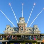 WDWの豪華なオープニングセレモニー「マジックキングダム・ウェルカム・ショー」/世界一周レポート76