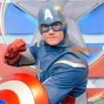 キャプテン・アメリカ&スパイダーマンがカリフォルニアアドベンチャーに現る!「Super Hero HQ 」のソー&アイアンマンはクローズへ