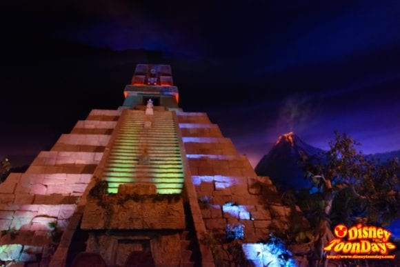 WDW ワールドショーケース メキシコ館 グラン・フィエスタ・ツアー・スターリング・ザ・スリー・カバレロ (3)