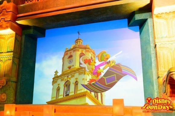 WDW ワールドショーケース メキシコ館 グラン・フィエスタ・ツアー・スターリング・ザ・スリー・カバレロ (5)
