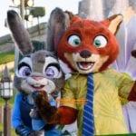 映画『ズートピア』 –  ディズニーランド&シーで会えるキャラクターは?グリーティング&ショーパレまとめ