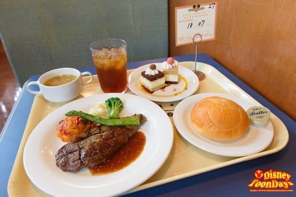 TDS ポートディスカバリー ホライズンベイレストラン メニュー (2)