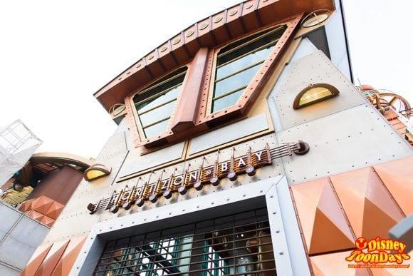 TDS ポートディスカバリー ホライズンベイレストラン