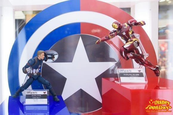 マーベルヒーローズフェスタ 2016 シビル・ウォー/キャプテン・アメリカ