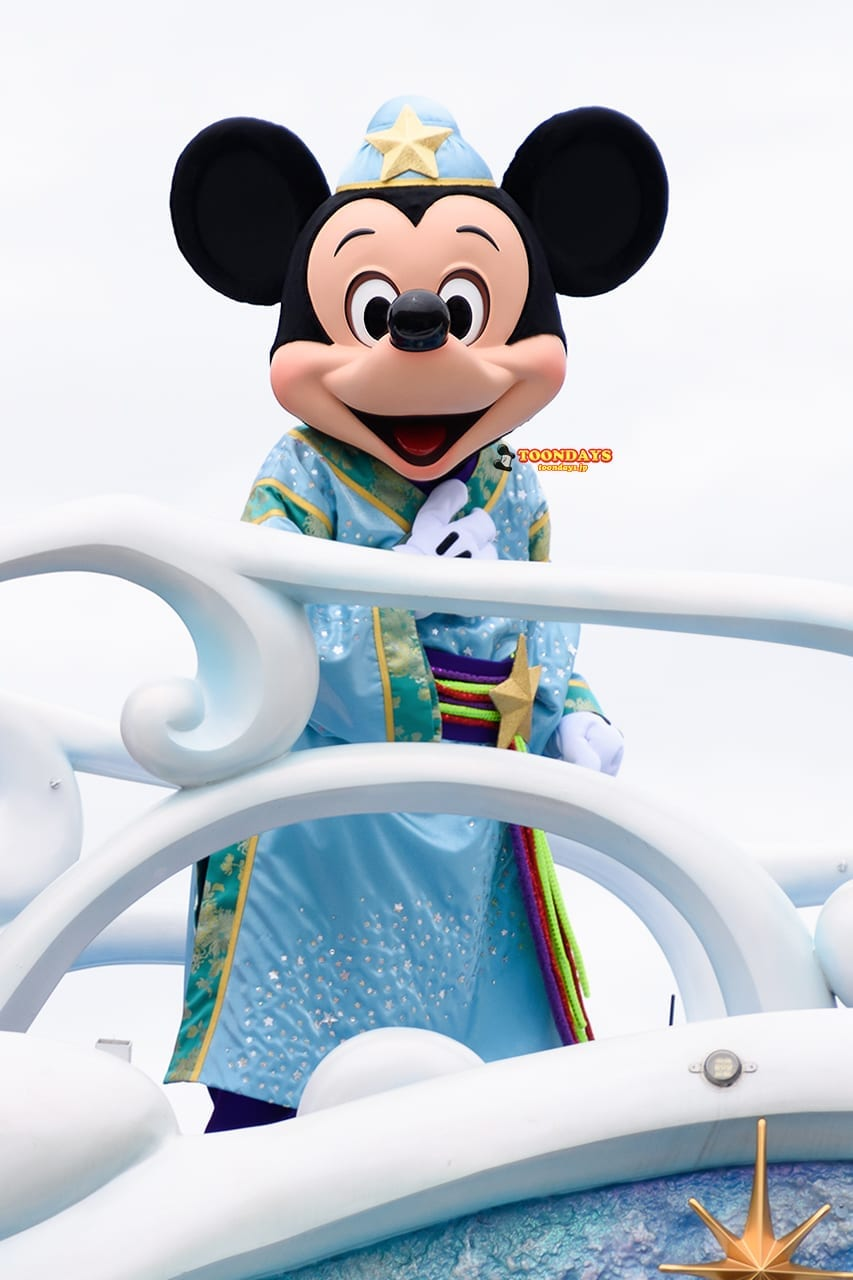 TDS-ディズニー七夕デイズ-2016-七夕グリーティング ミッキーマウス