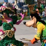 Goofy's Garden Party(グーフィーズ・ガーデンパーティー)!ディズニーランドパリの春イベント「Swing into Spring」